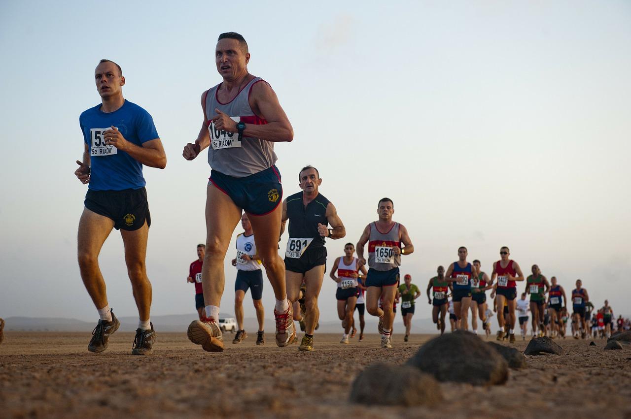 Czy można zarobić na obstawianiu zawodów w bieganiu?