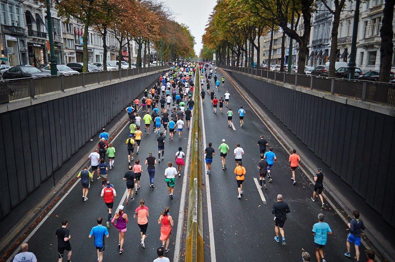 Czy dzieci powinny biegać z rodzicami?